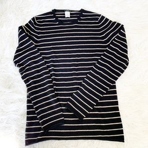 J CREW 100% Merino Wool Sweater M